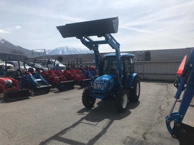 2019 LS XU6168CPS Tractor, Loader