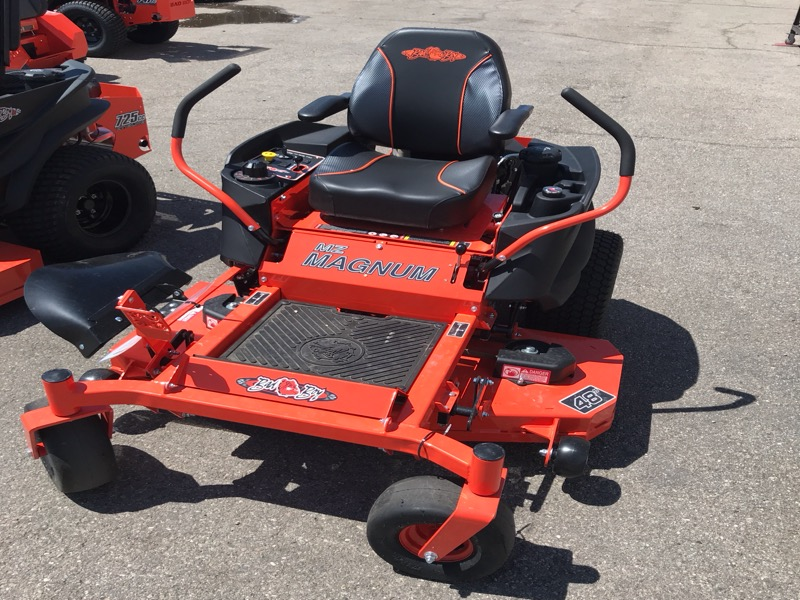2019 Bad Boy Mowers MZ MAGNUM 54 54""