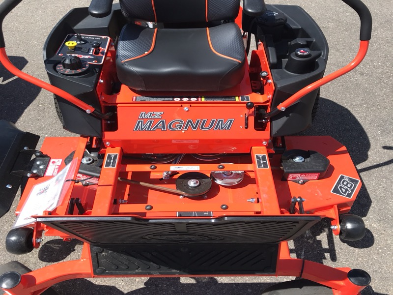 2019 Bad Boy Mowers MZ MAGNUM 54 54''