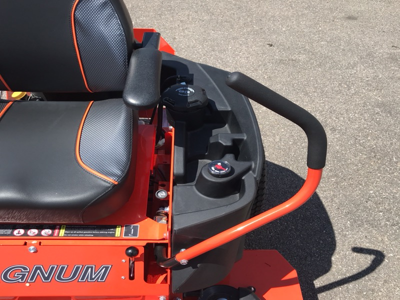 2019 Bad Boy Mowers MZ MAGNUM 48 48''
