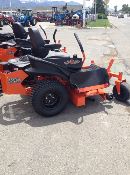 2019 Bad Boy Mowers ZT Elite 48
