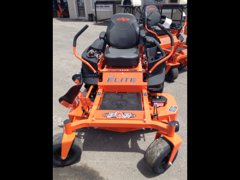 2019 Bad Boy Mowers ZT Elite 48""