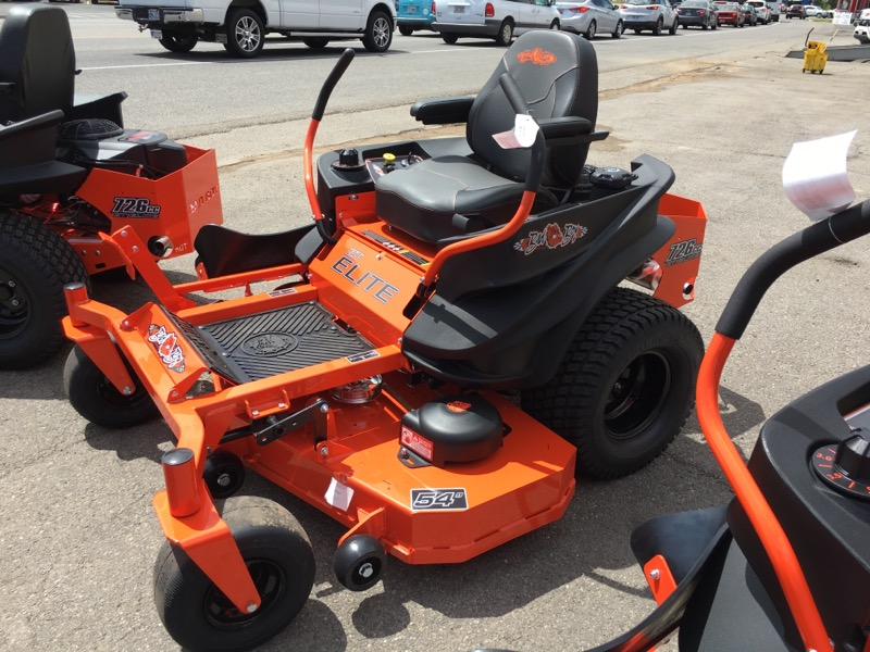 2019 Bad Boy Mowers ZT Elite 54""
