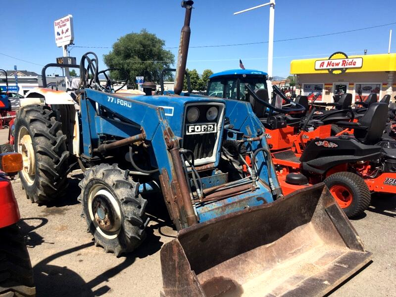 1980 Ford F-1900 TRACTOR,LOADER