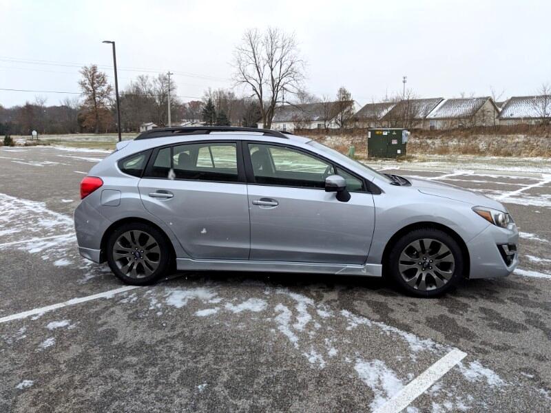 2015 Subaru Impreza 2.0i Sport Premium PZEV 5M 5-Door