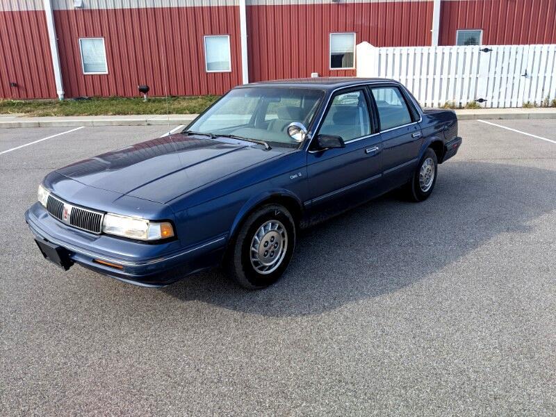 1996 Oldsmobile Ciera SL 1SC