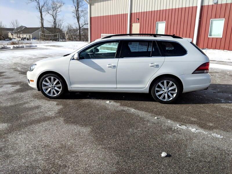 2011 Volkswagen Jetta SportWagen 2.5L SE