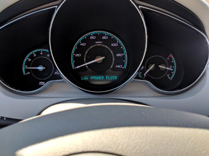 2012 Chevrolet Malibu Fleet
