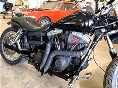 2007 Harley-Davidson FXDBI