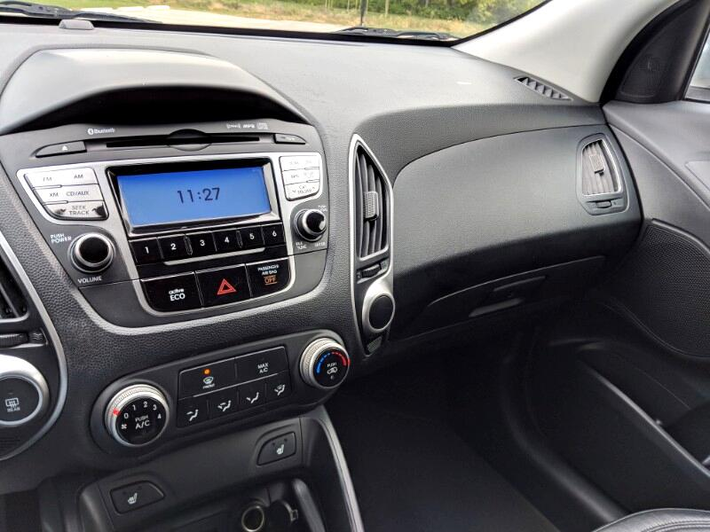 Hyundai Tucson Limited Auto AWD 2012