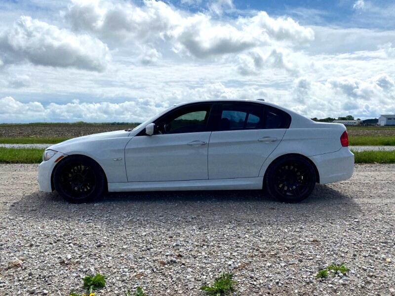 BMW 3-Series 335i 2011