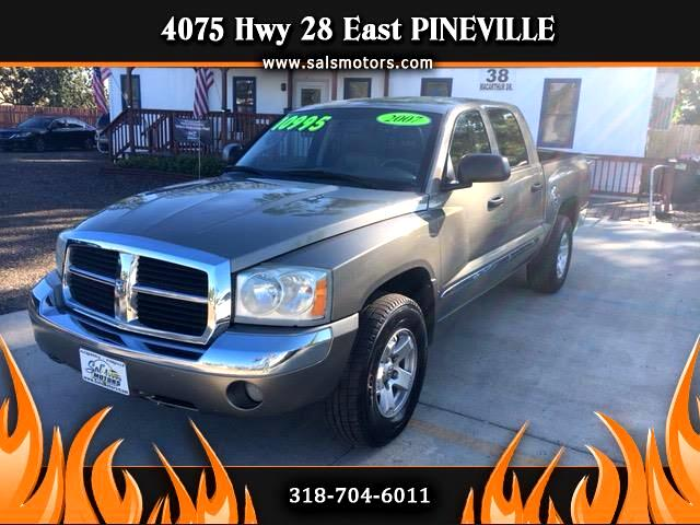 2007 Dodge Dakota Laramie Quad Cab 4WD