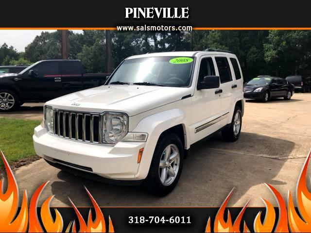 2008 Jeep Liberty Limited 2WD