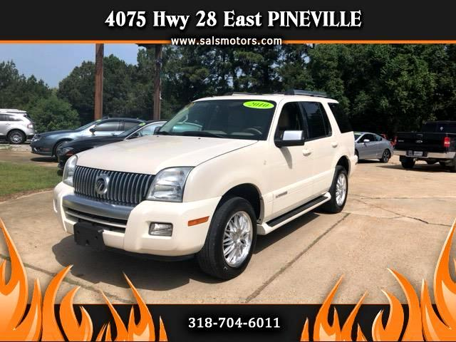 2009 Mercury Mountaineer Premier 4.0L 2WD
