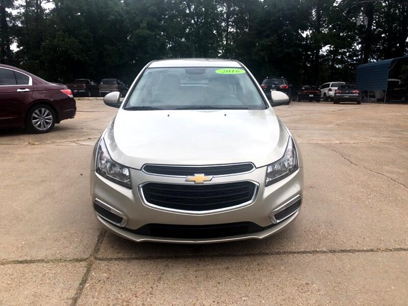 Chevrolet Cruze Limited 2LT Auto 2016