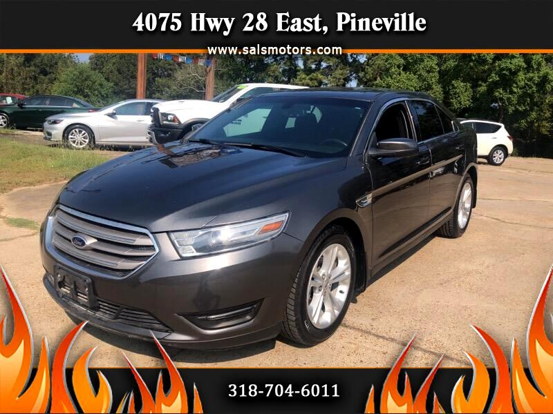 2015 Ford Taurus 4dr Sdn SEL