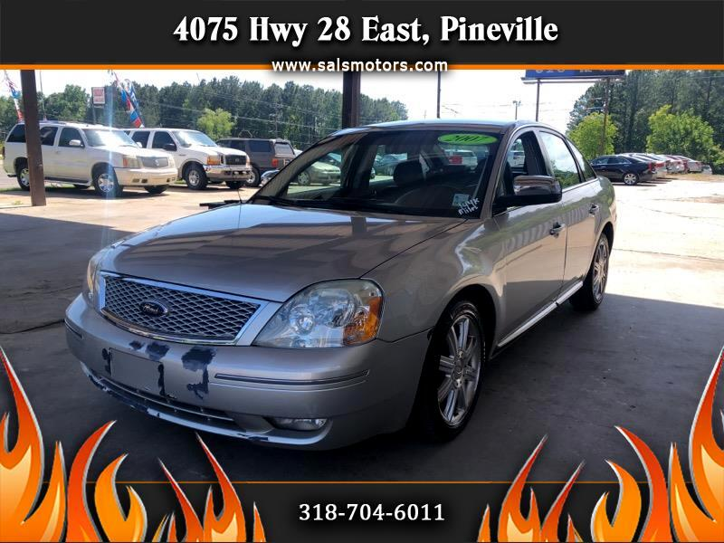 Ford Five Hundred 4dr Sdn Limited 2007