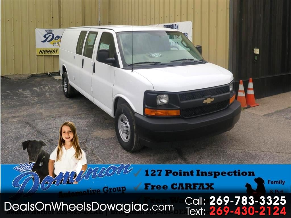 2017 Chevrolet Express 3500 Cargo Extended