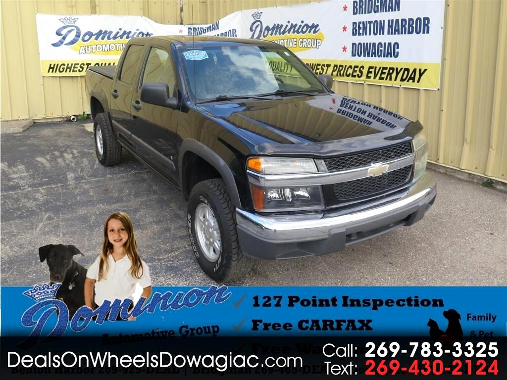 2006 Chevrolet Colorado LT1 Crew Cab 4WD