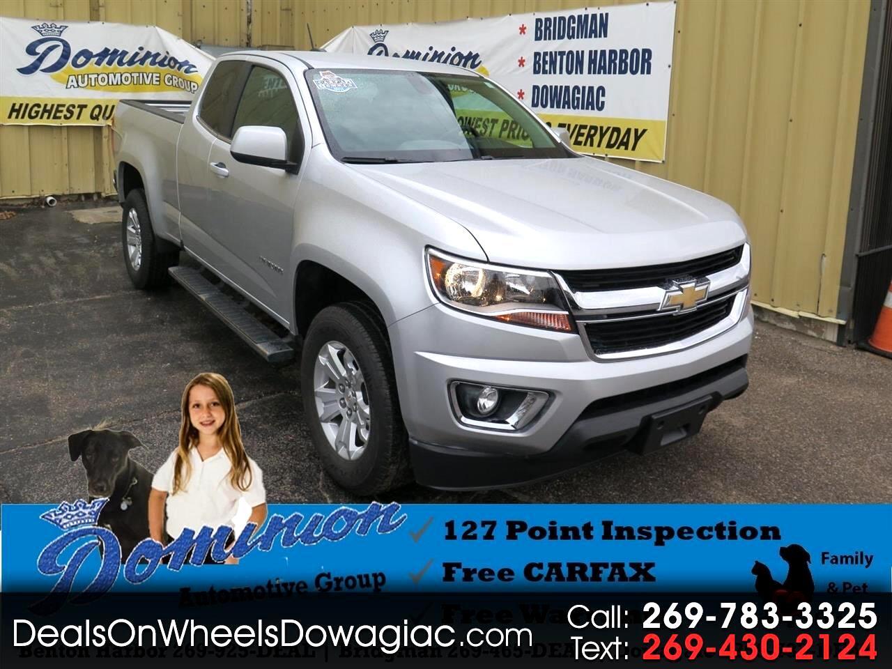 2015 Chevrolet Colorado LT Ext. Cab 2WD