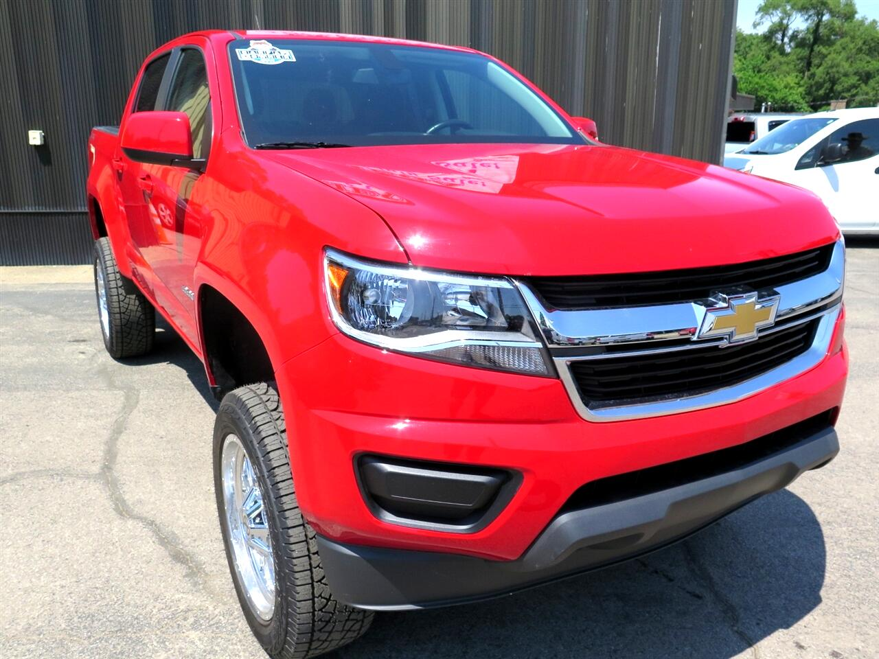 2019 Chevrolet Colorado LT Crew Cab 4WD Long Box