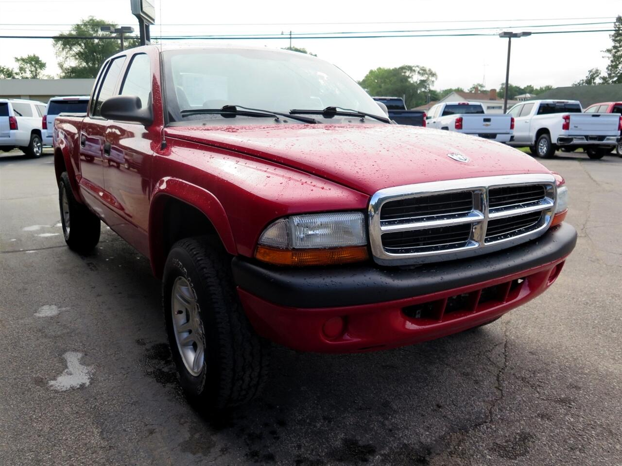 2004 Dodge Dakota Sport Quad Cab 4WD