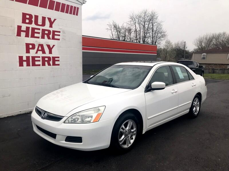 2007 Honda Accord Sdn EX-L AT