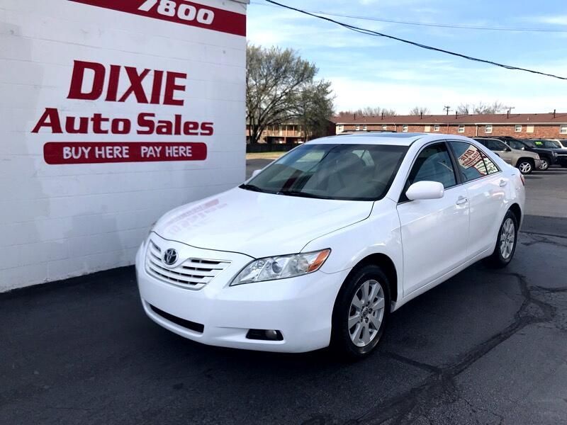 2008 Toyota Camry 4dr Sdn V6 Auto XLE (Natl)