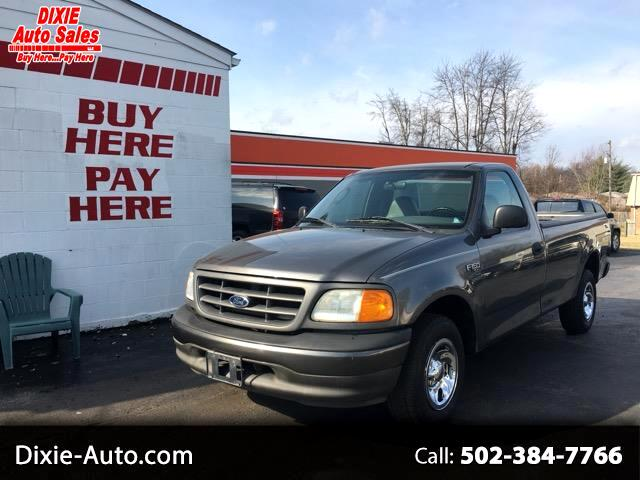 2004 Ford F-150 Heritage XL Long Bed 2WD