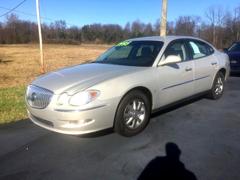 2008 Buick LaCrosse 4dr Sdn CXL 3.0L FWD