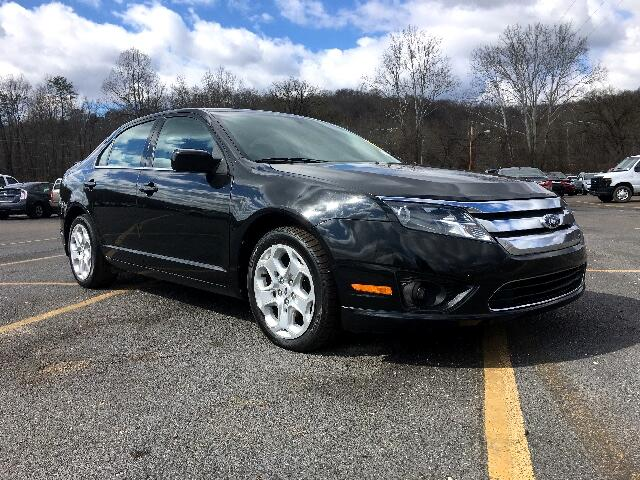 2011 Ford Fusion 4dr Sdn V6 SE FWD