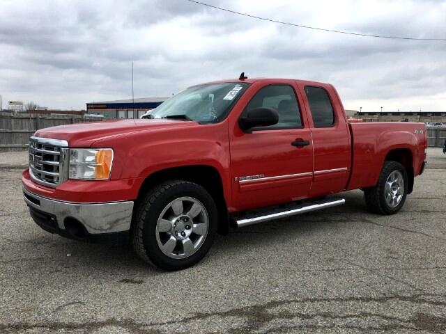 2009 GMC Sierra 1500 SLT Ext. Cab Short Bed 4WD