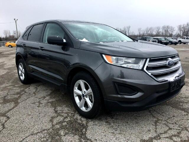 2015 Ford Edge 4dr SEL AWD