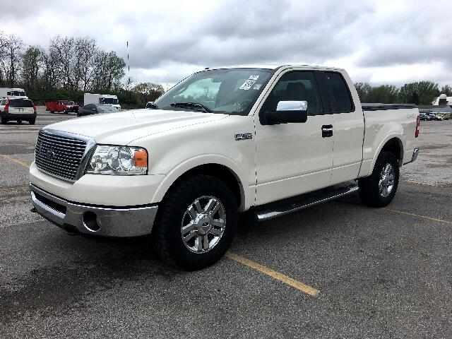 "2008 Ford F-150 4WD SuperCab 133"" Lariat"