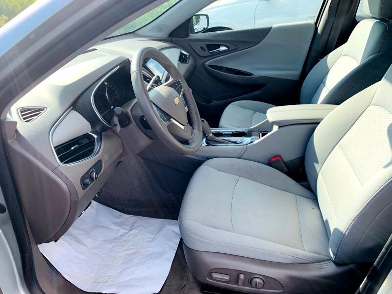 2017 Chevrolet MALIBU 2LT LT