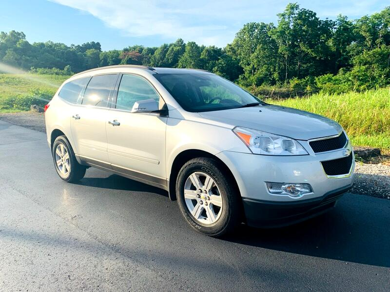 2012 Chevrolet Traverse 2LT AWD