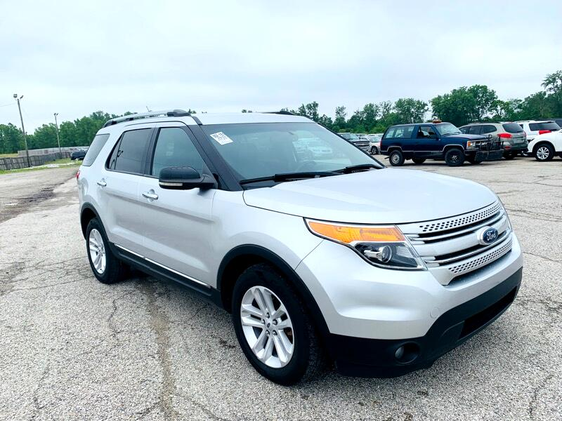 2012 Ford Explorer XLT 4WD