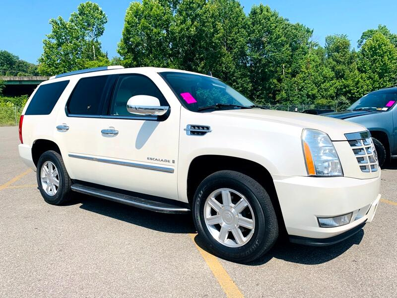2008 Cadillac Escalade AWD 4dr Luxury