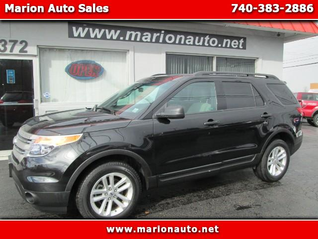 2015 Ford Explorer 4x4 third row