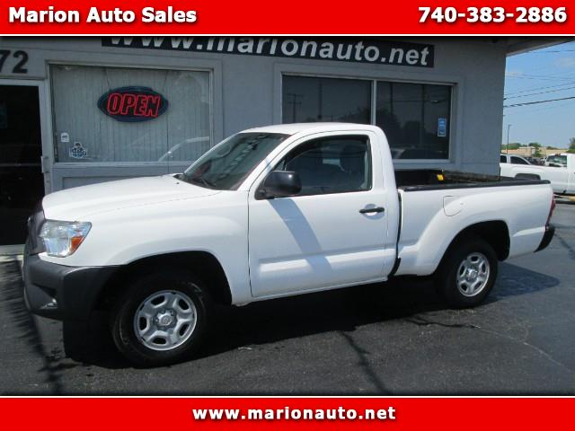 2014 Toyota Tacoma Regular Cab I4 4AT 2WD