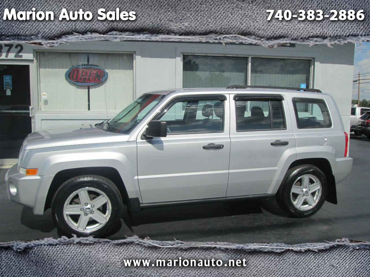2010 Jeep Patriot FWD 4dr Sport *Ltd Avail*