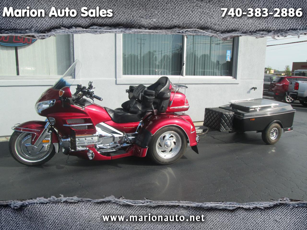 2003 Honda Goldwing MOTORTRIKE