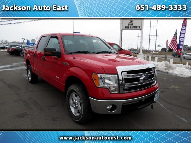 2014 Ford F-150 XLT SuperCrew 6.5-ft. Bed Flareside 4WD