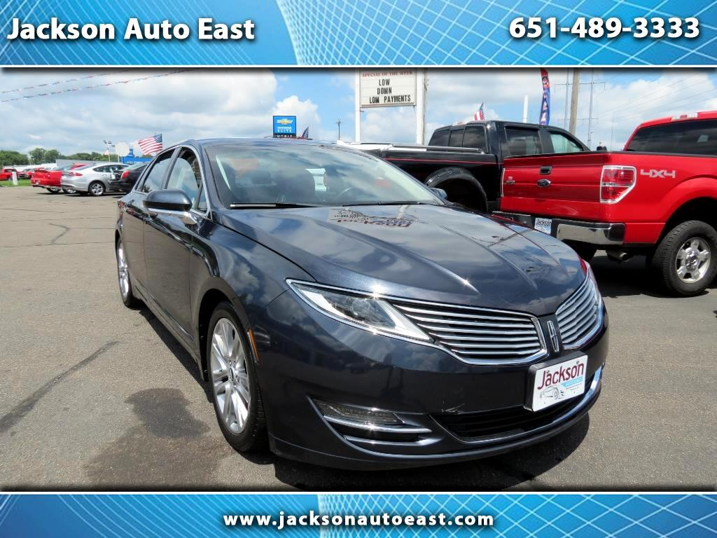 2013 Lincoln MKZ 4dr Sdn AWD