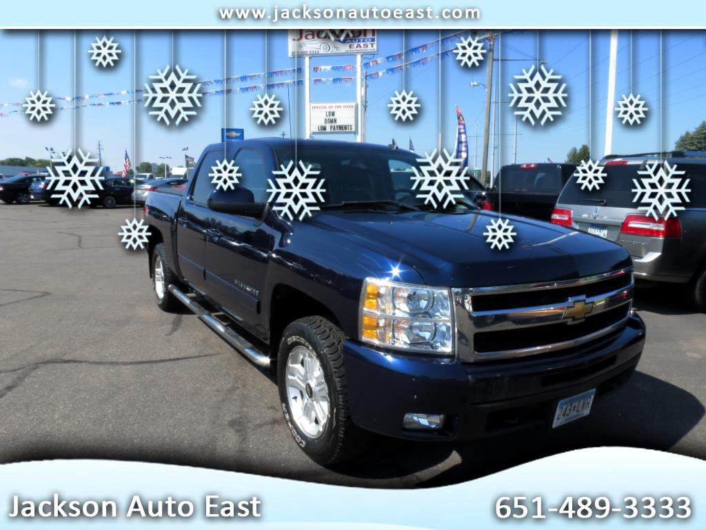 """2010 Chevrolet Silverado 1500 4WD Crew Cab 143.5"""" LTZ"""