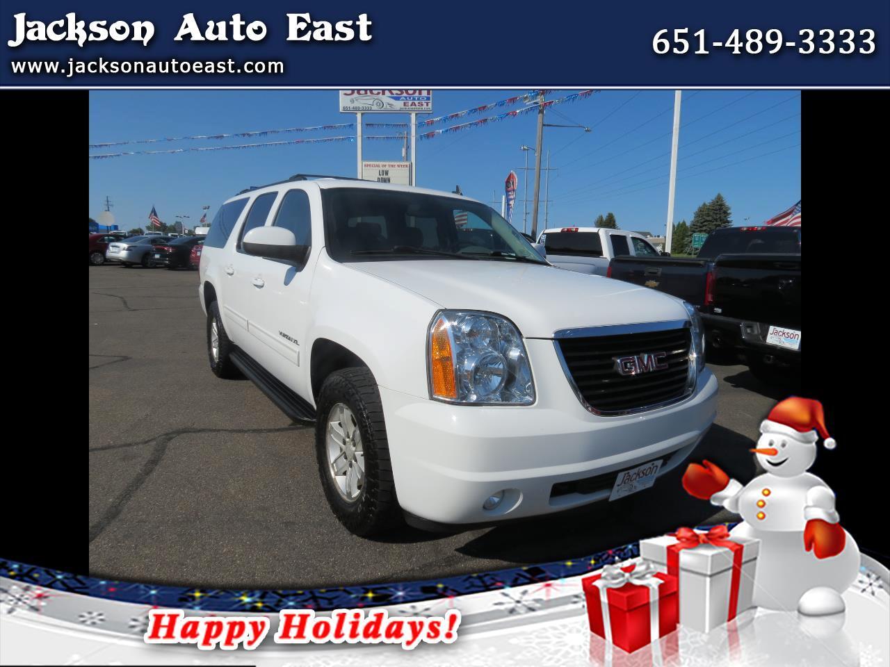 2010 GMC Yukon XL 4WD 4dr 1500 SLT