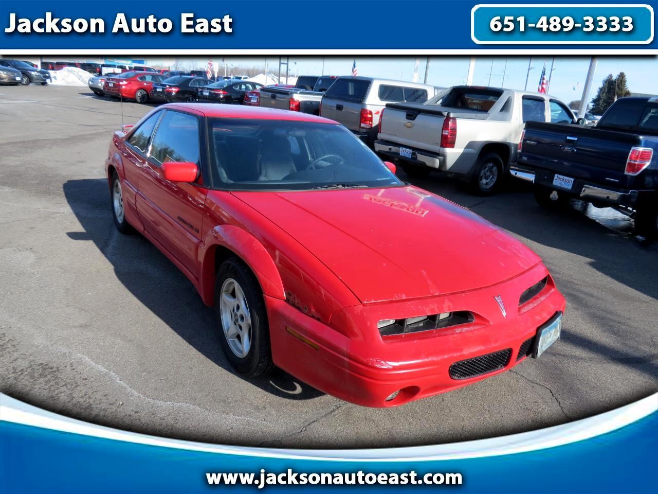 1995 Pontiac Grand Prix 2dr Coupe SE