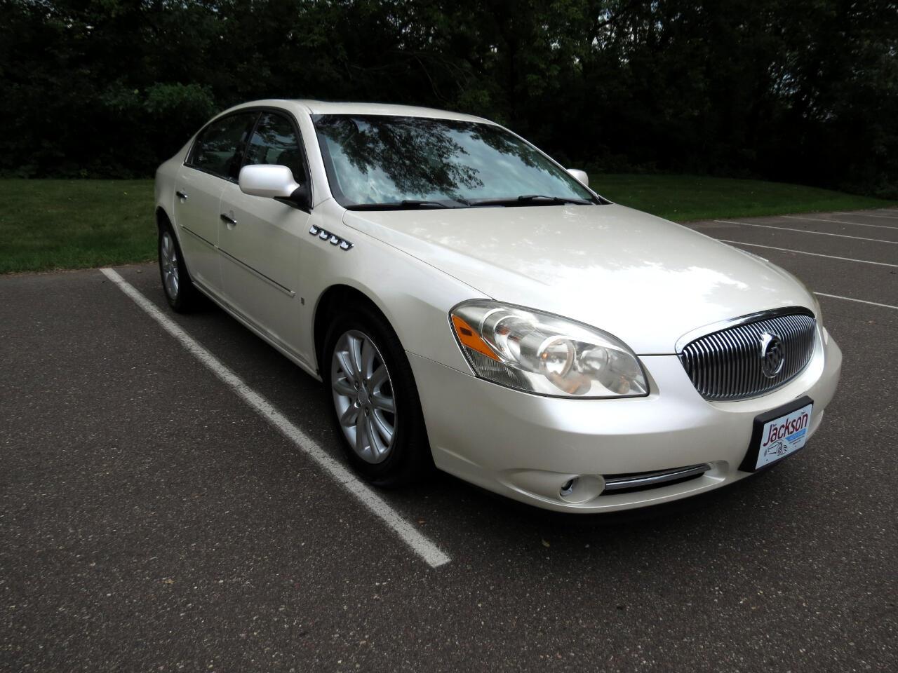 2008 Buick Lucerne 4dr Sdn V8 CXS *Ltd Avail*