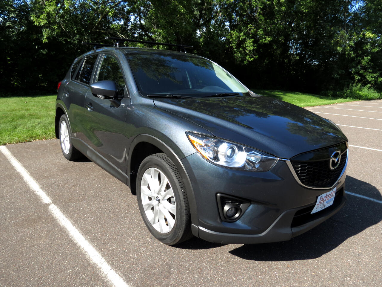 2013 Mazda CX-5 AWD 4dr Auto Grand Touring