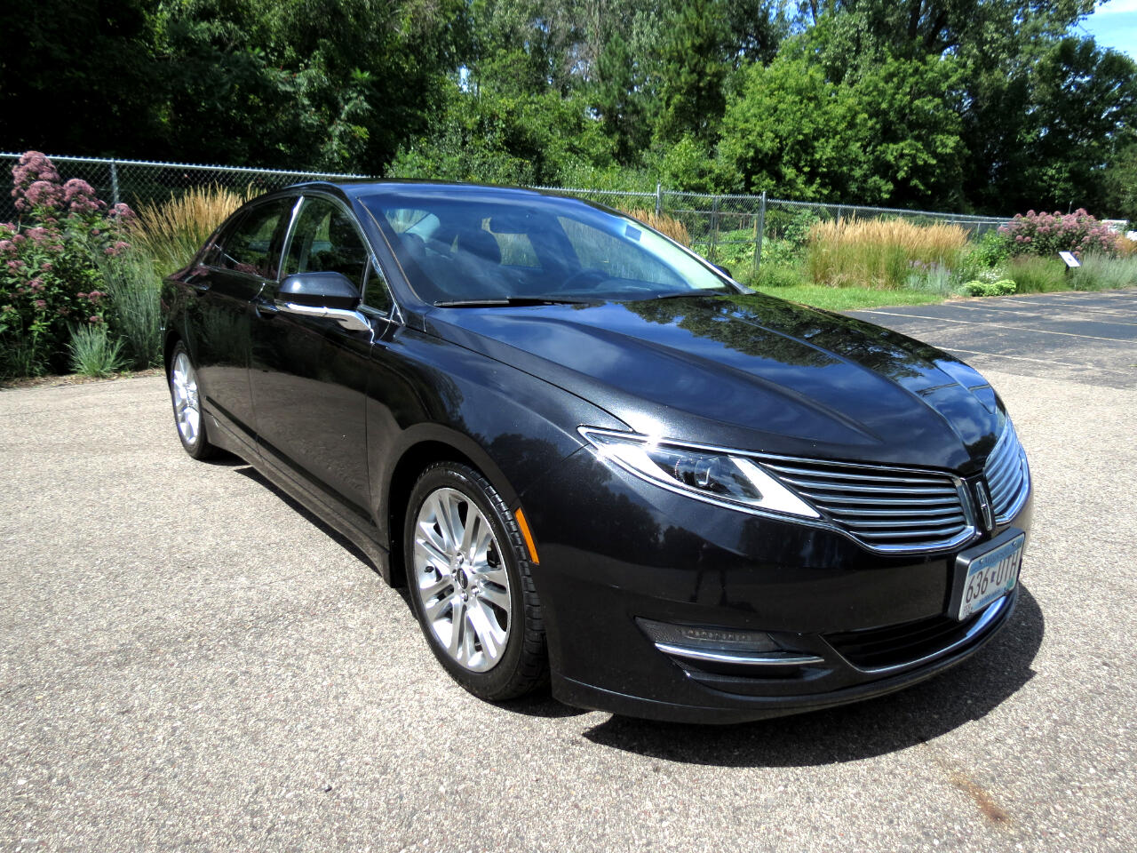 2014 Lincoln MKZ 4dr Sdn AWD